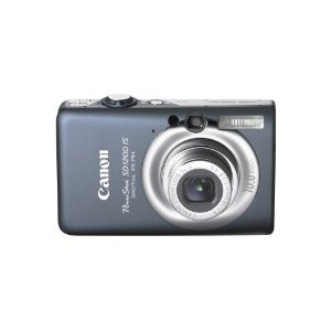 Canon PowerShot SD1200 IS Digital Elph 10MP Camera w/ 3x IS Zoom (Grey)