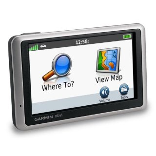 "Garmin nuvi 1350 4.3"" Wide-screen GPS with City Xplorer"
