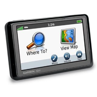 Garmin nuvi 1390T 4.3 Wide-screen GPS with Traffic Alerts, City Xplorer