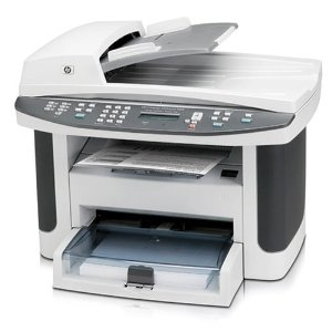 HP M1522nf LaserJet Multifunction Printer with Fax Bundle