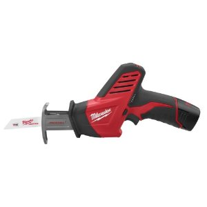 Milwaukee M12 Hackzall Cordless Reciprocating Saw Kit (2420-22)