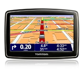 "TomTom XL 340-S 4.3"" Car GPS with Adv. Lane Guidance"