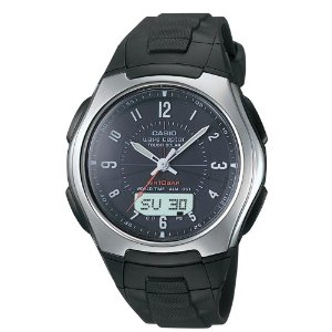 Casio Wave Ceptor Tough Solar Watch #WVA430J-1 (WVA430J-1A)