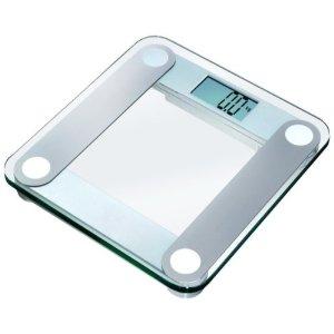 EatSmart Digital Scale w/ Backlit 3.5 LCD Display and Oversize Platform (ESBS-01)