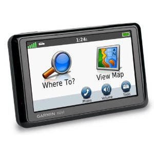 Garmin nuvi 1370T 4.3 Wide-screen Bluetooth GPS