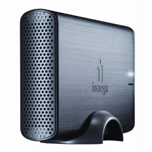 Iomega Home Media Network Hard Drive (1Tb)