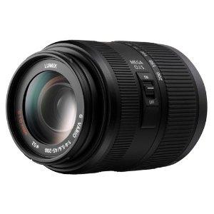 Panasonic Lumix G Vario 45-200mm f/4.0-5.6 MEGA Optical Image Stabilization Zoom Lens
