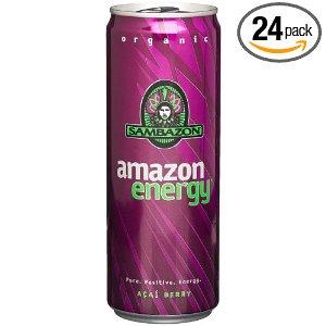Power Porple Energy Drink Organic