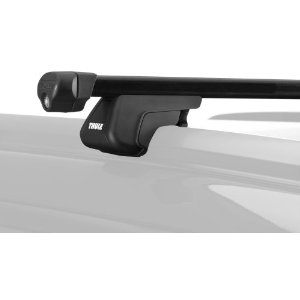 Thule 440 Specialty Railing Mount Roof Rack with Load Bars