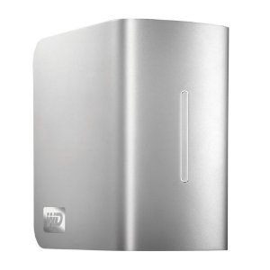 WD My Book Studio Edition II 4TB Dual-Drive External Hard Drive for PCs and Macs (WDH2Q40000N)