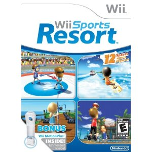 WiiSports Resort with Wii MotionPlus