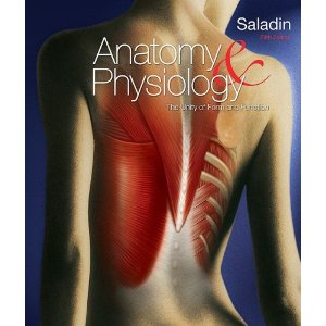 Anatomy and Physiology: The Unity of Form and Function (5th Edition)