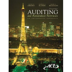 Auditing and Assurance Services: An Integrated Approach (13th Edition) (MyAccountingLab Series)