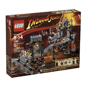 LEGO Indiana Jones The Temple of Doom (7199)