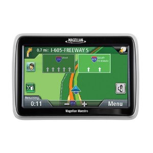 Magellan Maestro 4700 4.7 Wide-screen GPS (MA4700SGXUC)