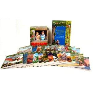 Magic Tree House Boxed Set, Books 1-28 (Pap/Pstr Edition)