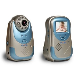 Mobi MobiCam AV Baby Monitoring System