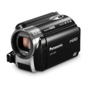 Panasonic SDR-H80 SD / HDD 60Gb Camcorder