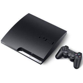 PlayStation 3 Slim 120GB (PS3 Slim, CECH-2000)
