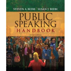 Public Speaking Handbook (3rd Edition) (MySpeechLab Series)