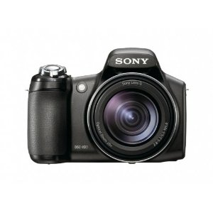 "Sony Cybershot DSC-HX1 9.1MP Digital Camera with 20x IS Zoom and 3.0"" LCD"