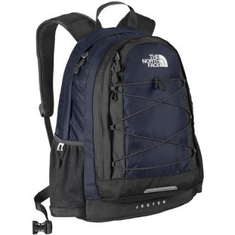 The North Face Jester Backpack (Deep Water Blue)