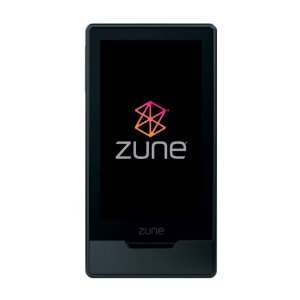 Zune HD 16Gb Media Player (#EHD-00001, Glossy Black)