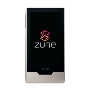 Zune HD 32GB Media Player (#END-00002, Platinum)