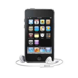 Apple iPod touch 8GB (3rd Generation) MC086LL/A