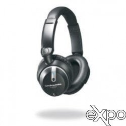 Audio Technica ATH-ANC7b QuietPoint Active Noise-Cancelling Headphones