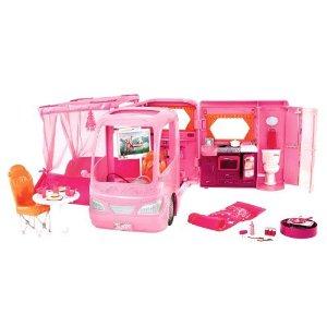 Barbie Pink Glamour Camper (# P3599)