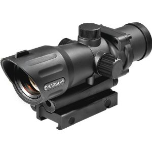 Barska 1x30 M16 Electro Sight Tactical Red Dot Riflescope (AC10984)