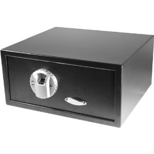 Barska Biometric Safe with Fingerprint Scanner Storage Gun Safe