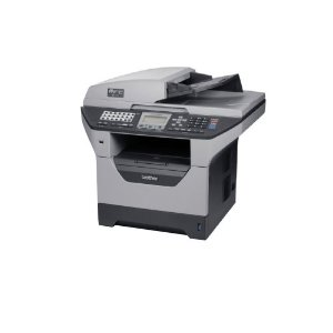 Brother MFC-8480DN Laser All-in-One with Networking and Duplex Printing