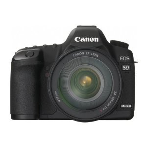 Canon EOS 5D Mark II 21.1MP DSLR Camera (Body Only)