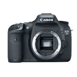 Canon EOS 7D 18MP DSLR Camera (Body Only)