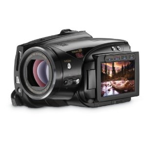 Canon VIXIA HV40 HD HDV Camcorder with 10x Optical Zoom