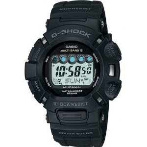 Casio G-Shock Mudman Solar Atomic Watch #GW9000A-1