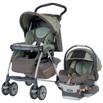 Chicco Cortina KeyFit 30 Travel System (11 Color Options)