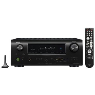 Denon AVR-1910 7.1-Channel Multi-Zone Home Theater