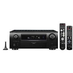 Denon AVR-3310CI 7.1-Channel Multi-Zone Home Theater Receiver with Networking Capability