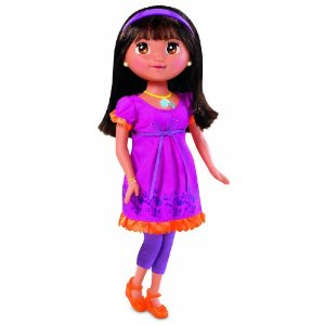 Dora Links Doll by Mattel