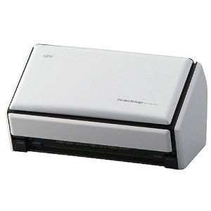 Fujitsu ScanSnap S1500 Deluxe Bundle Scanner for Windows