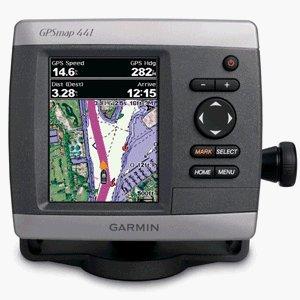Garmin GPSmap 441 Chartplotter (010-00766-00)