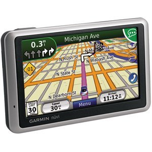 Garmin nuvi 1350T 4.3 Widescreen GPS with Traffic Receiver (010-00782-26)