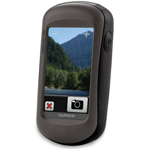 Garmin Oregon 550 Outdoor GPS with 3.2MP Camera (010-00697-10)