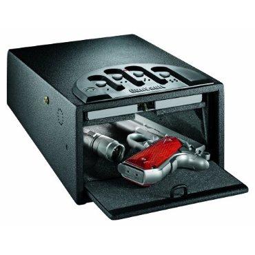 GunVault GV1000D-DLX MiniVault Deluxe Gun Safe