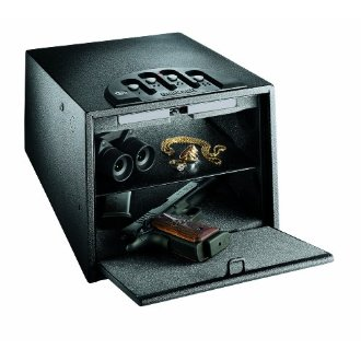 Gunvault GV2000C-DLX Multivault Deluxe Gun Safe