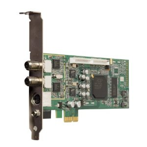 Hauppauge 1213 WinTV-HVR-2250 Dual Hybrid PCI-E TV Tuner Board with Media Center Remote Control and Receiver