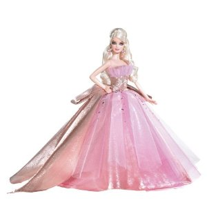 Holiday Barbie 2009 Doll